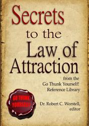 Secrets To The Law Of Attraction Book PDF