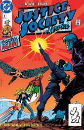Justice Society of America (1991-) #7