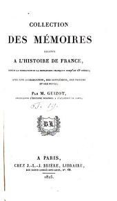 Suite de la Vie de Guibert de Nogent, par lui-même. Vie de Saint-Bernard, par Guillaume de Saint-Thierri etc: 19