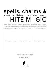 Spell Charms And White Magic Book PDF