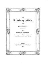 Das Nibelungenlied. Uebers. von Gotthard Oswald Marbach (etc.)
