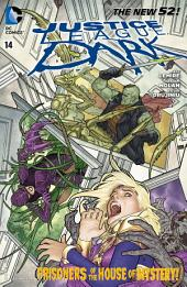 Justice League Dark (2011-) #14