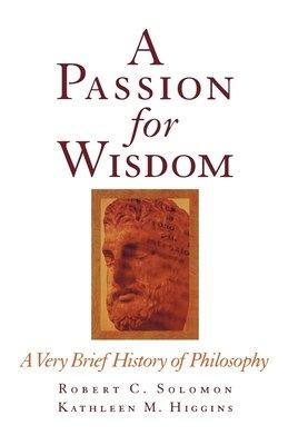 A Passion for Wisdom