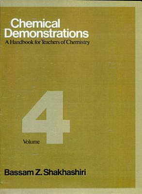 Chemical Demonstrations PDF