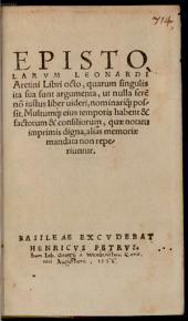 Epistolarum libri VIII