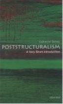 Post structuralism PDF