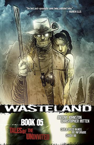 Wasteland Book 5  Tales of the Uninvited PDF