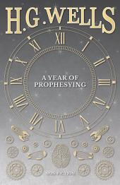 A Year of Prophesying
