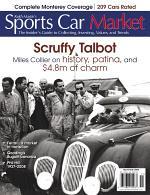 Sports Car Market magazine - November 2008