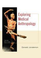 Exploring Medical Anthropology PDF