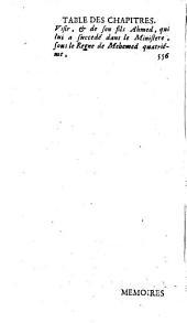 Memoires du chevalier d'Arvieux, envoyé extraordinaire du Roy à la Porte, Consul d'Alep, d'Alger, de Tripoli, & autres Echelles du Levant. Contenant Ses Voyages à Constantinople, dans l'Asie, la Syrie, la Palestine, l'Egypte, & la Barbarie, la description de ces Païs, les Religions, les moeurs, les Coûtumes, le Négoce de ces Peuples, & leurs Gouvernemens, l'Histoire naturelle & les événemens les plus considerables, recüeillis de ses Memoires originaux, & mis en ordre avec des réfléxions. Par le R. P. Jean-Baptiste Labat, de l'Ordre des Freres Prêcheurs. Tome premier [-Tome sixième]