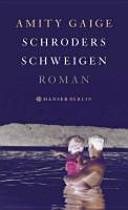 Schroders Schweigen   Roman PDF