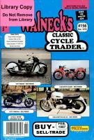 WALNECK S CLASSIC CYCLE TRADER  FEBRUARY 1997 PDF