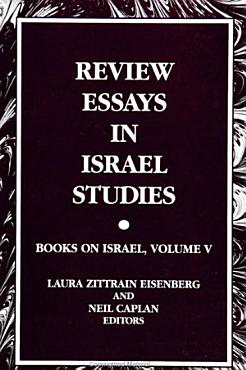 Review Essays in Israel Studies PDF