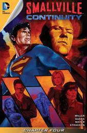 Smallville: Continuity (2014-) #4