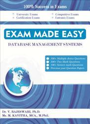 Exam Made Easy Book PDF