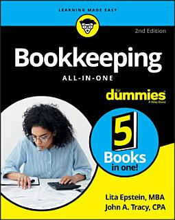 Bookkeeping All in One For Dummies Book