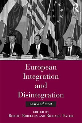 European Integration and Disintegration PDF