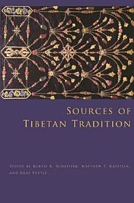 Sources of Tibetan Tradition PDF