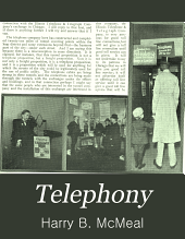 Telephony: Volume 7