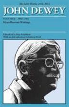 The Later Works of John Dewey  1925   1953 PDF
