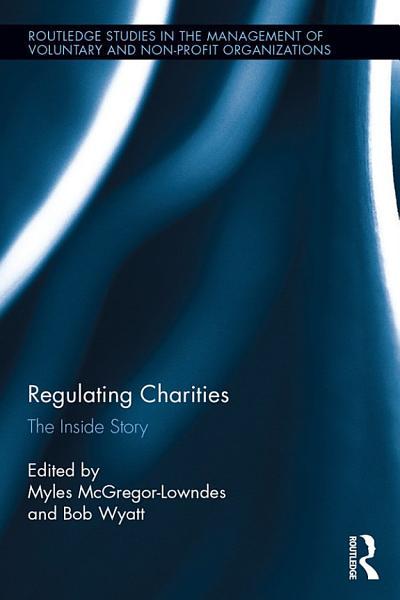 Download Regulating Charities Book
