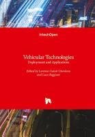 Vehicular Technologies PDF