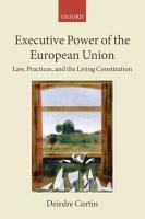 Executive Power of the European Union PDF