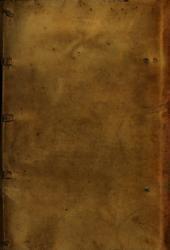 M. Tullii Ciceronis Epistolae Ad Atticum, Ad M. Brutum, Ad Quinctum Frat. Cum correctionibus P. Manutii et annotationibus D. Lambini