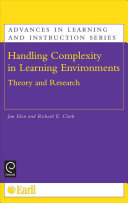 Handling Complexity in Learning Environments