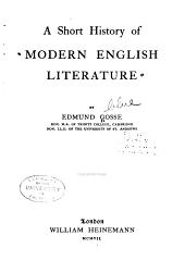 Modern English Literature: A Short History
