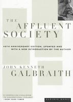 The Affluent Society PDF