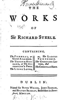 The Works of Sir Richard Steele PDF