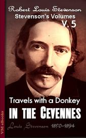 Travels with a Donkey in the Cevennes: Stevenson's Vol. 5