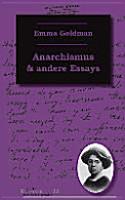 Anarchismus und andere Essays PDF