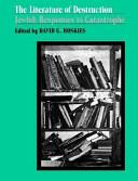 The Literature of Destruction PDF