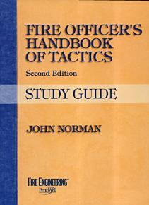 Fire Officer s Handbook of Tactics PDF