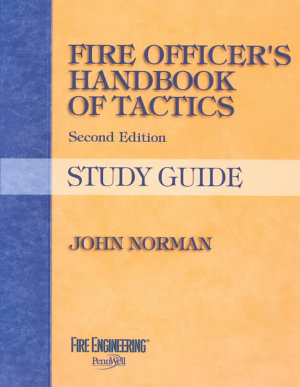 Fire Officer s Handbook of Tactics PDF
