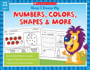 Now I Know My Numbers Colors Shapes And More Book PDF