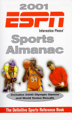 ESPN Sports Almanac 2001