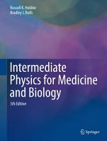 Intermediate Physics for Medicine and Biology PDF