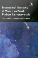 International Handbook of Women and Small Business Entrepreneurship PDF