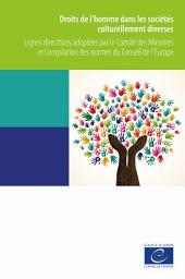 Droits de l'homme dans les sociétés culturellement diverses