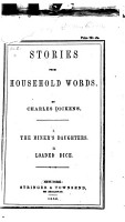 Stories from Household Words PDF
