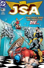 JSA (1999-) #30