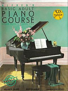Alfred s Basic Adult Piano Course Book