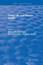 Indoor Air and Human Health