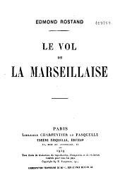 Le vol de la Marseillaise