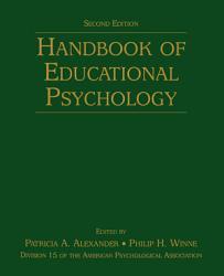Handbook Of Educational Psychology Book PDF