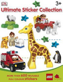 Lego Duplo Ultimate Sticker Collection PDF